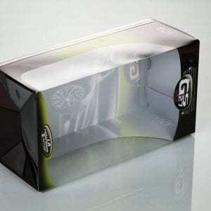 electronics plastic packaging box