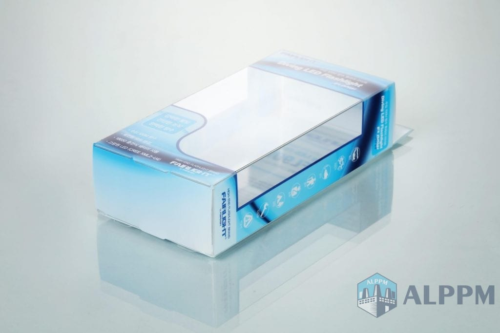 Fairlight driving LED flashlight packaging boxes