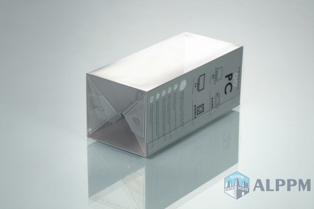 Owndays plastic packaging boxes