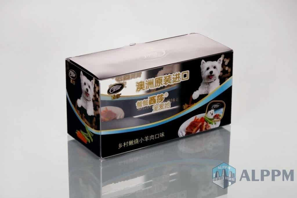 Pet Food plastic nkwakọ igbe