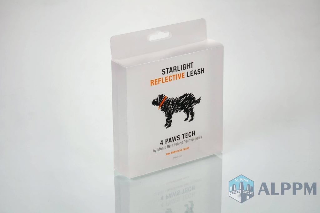 Paws Tech packaging boxes
