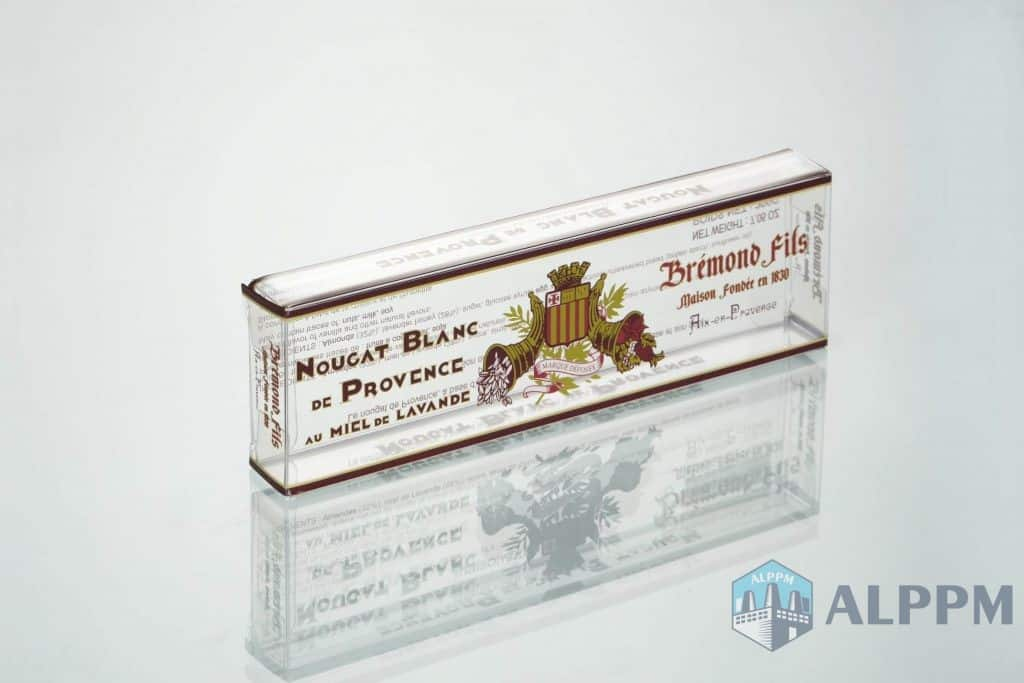transparent plastic gift boxes