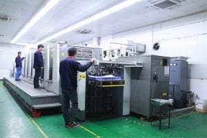 plastic packaging box factory