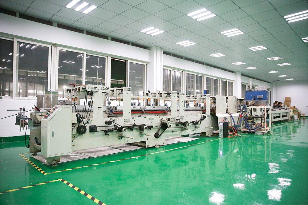 PVC box factory