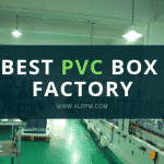 Ko Plastic PVC Box Factory Suppliers & Awọn alatapọ Manufacturers China