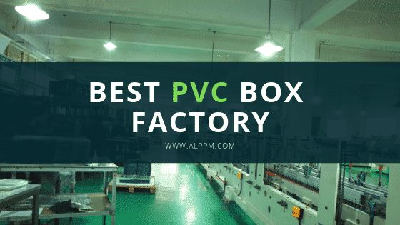Clear Plastic PVC Box Factory Suppliers & Wholesalers Manufacturers China