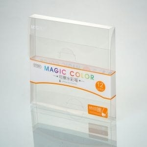 pen transparent packaging kahon