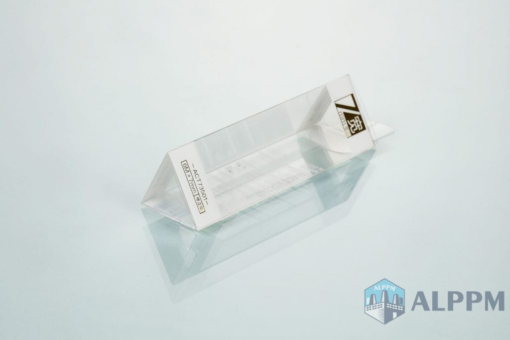 pencil plastic packaging boxes