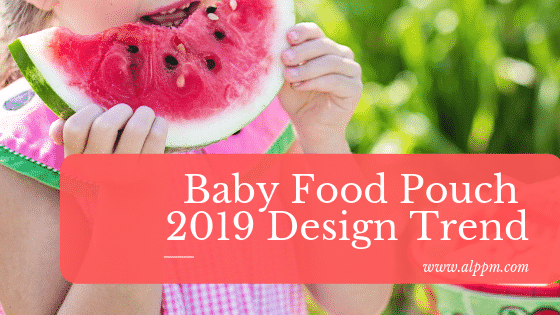 baby food pouches design trend