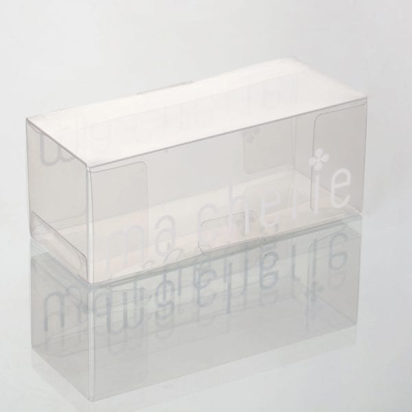 clear plastic boxes image