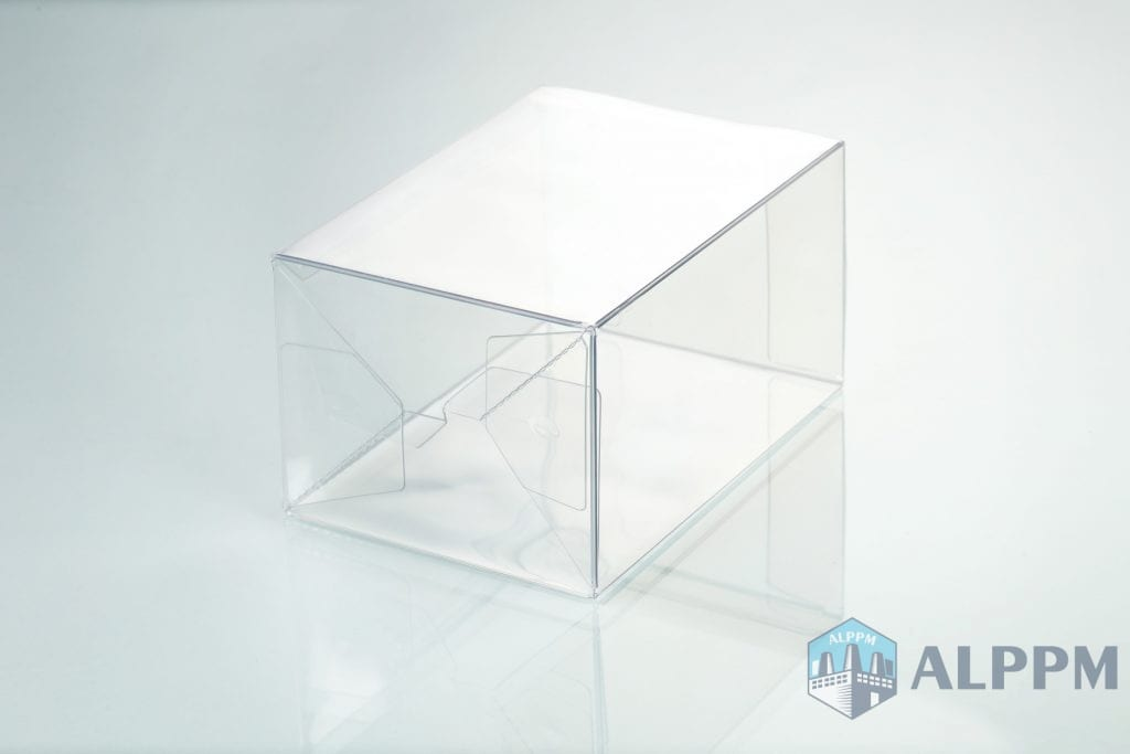 Multi-purpose transparent boxes