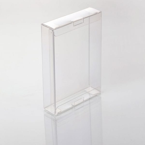 PVC Boxes transparent