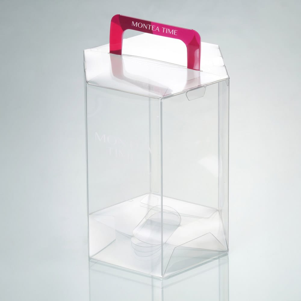 transparent pvc boxes