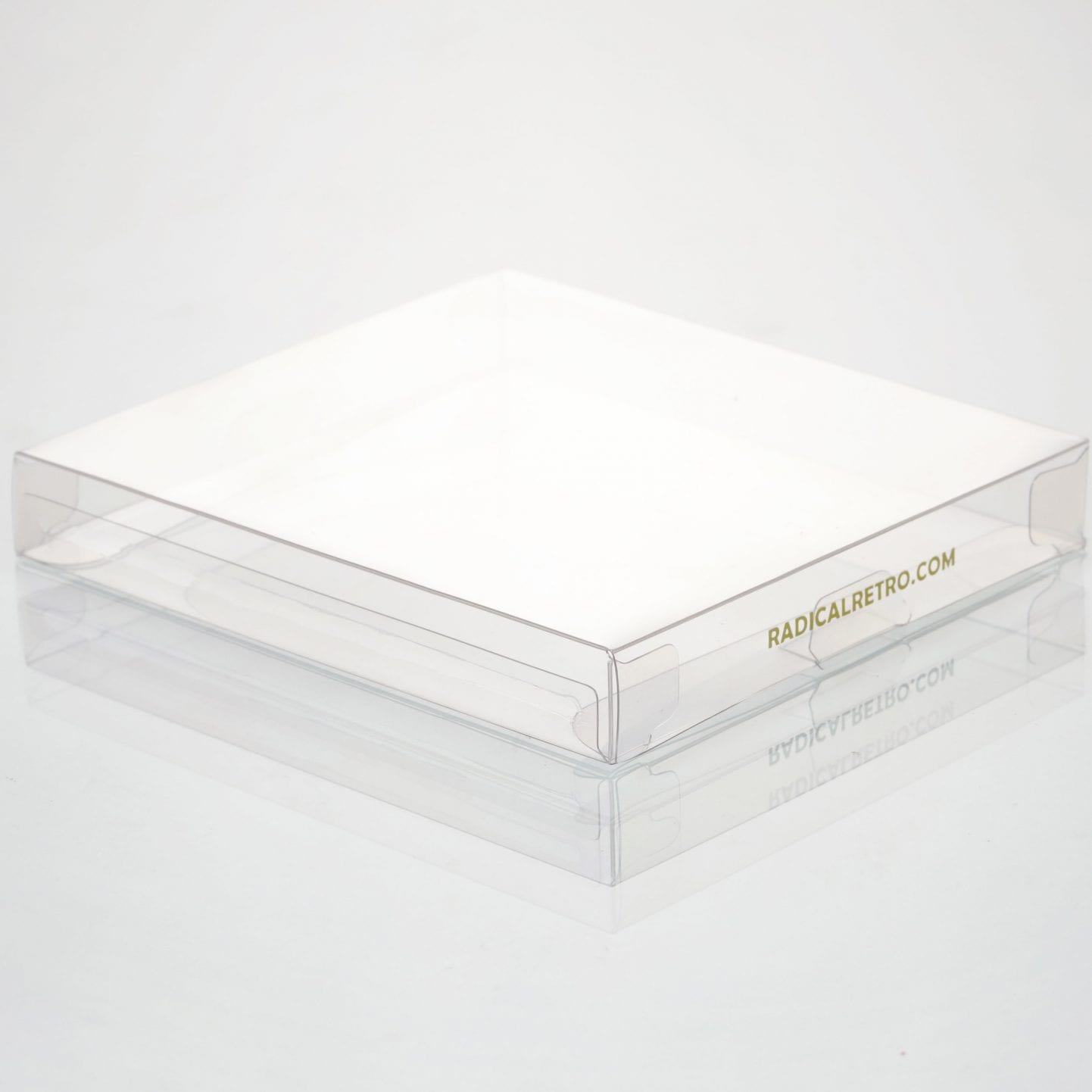 clear Plastic Boxes Wholesale