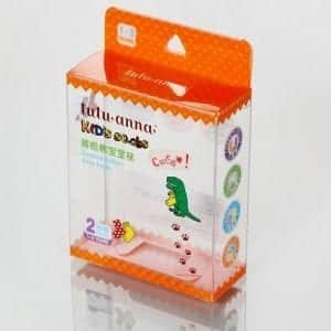 clear plastic boxes for clothing product image