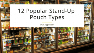 12 Seòrsan Pouch Stand-Up Popular
