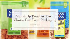 stand up pouches for food