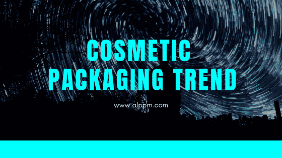 cosmetic packaging trend