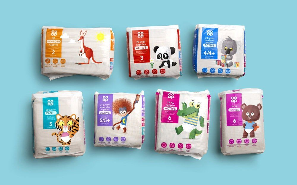 How to Design Packaging for Baby Products