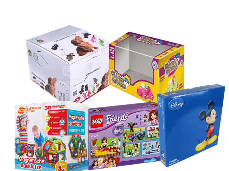 How To Design Toy Packaging Boxes (Kids Will Love)