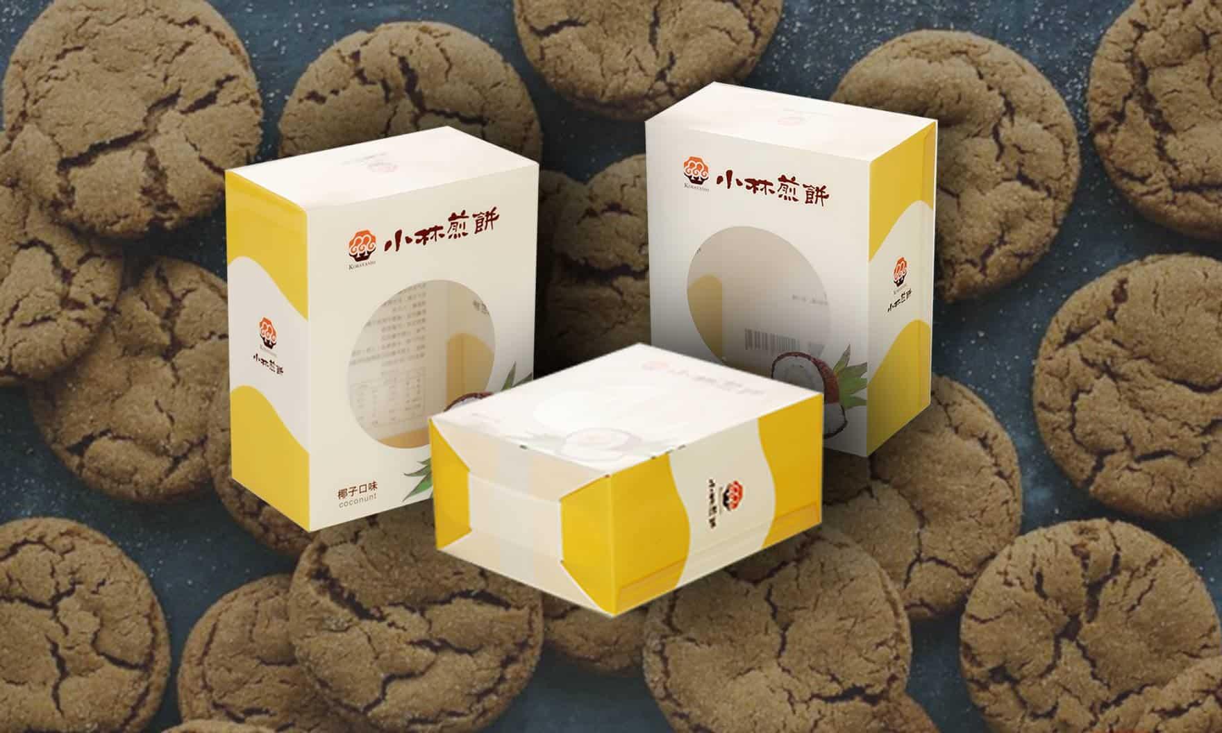 Как создать пластиковую упаковку для печенья