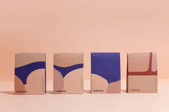 Underwear Packaging Boxes