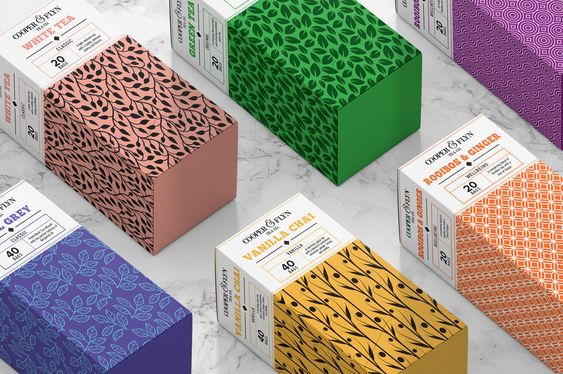 How to choose patterns for plastic packaging design?