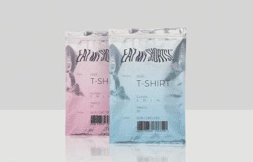 Мода пластыкавай Дызайн упакоўкі (Саветы і прыклады)